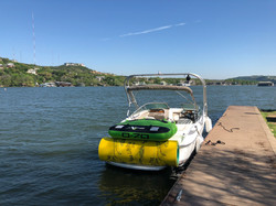 Austin-Boat-Rental-Lilly-Pad