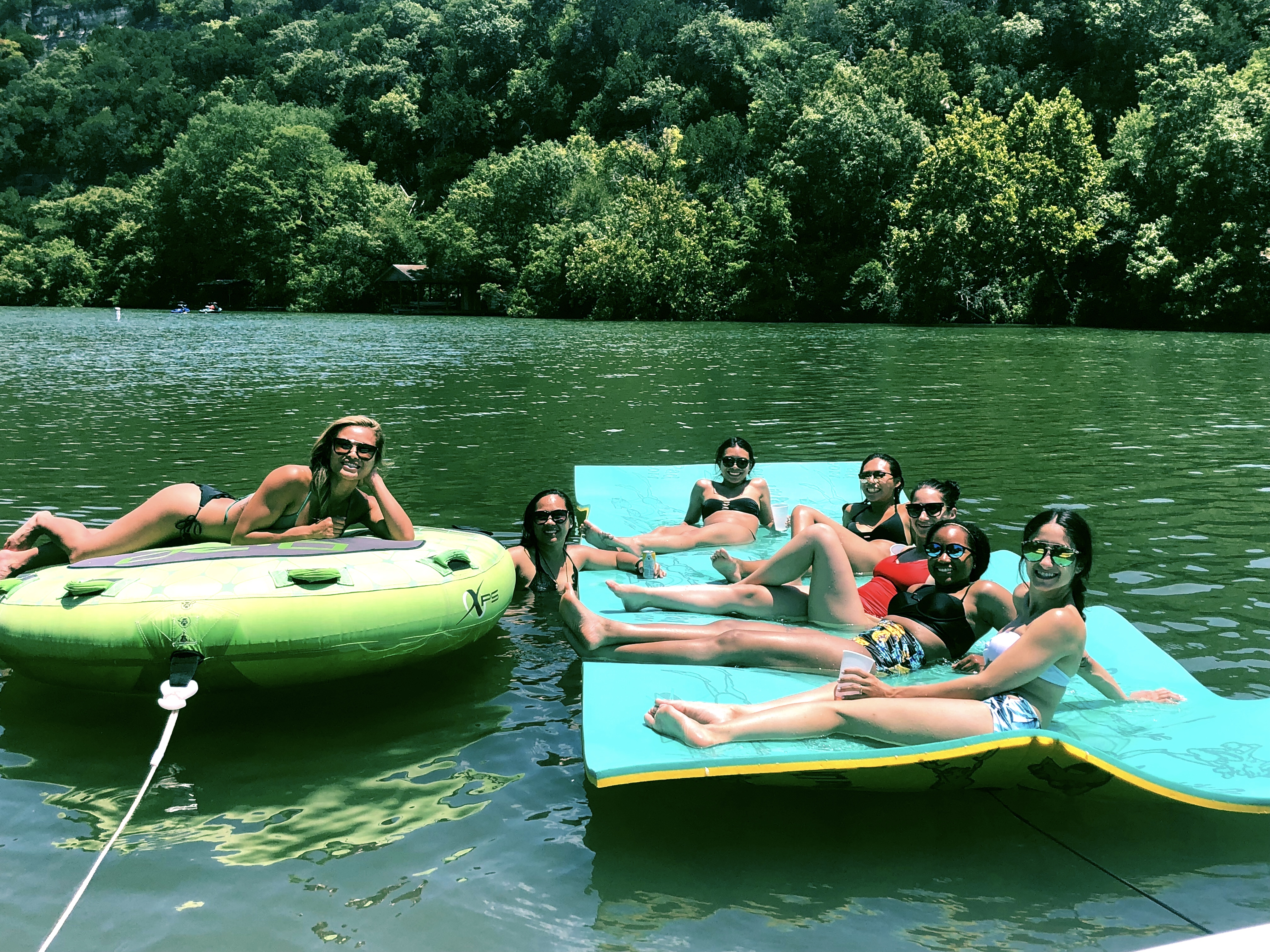 Party Cove Lake Austin