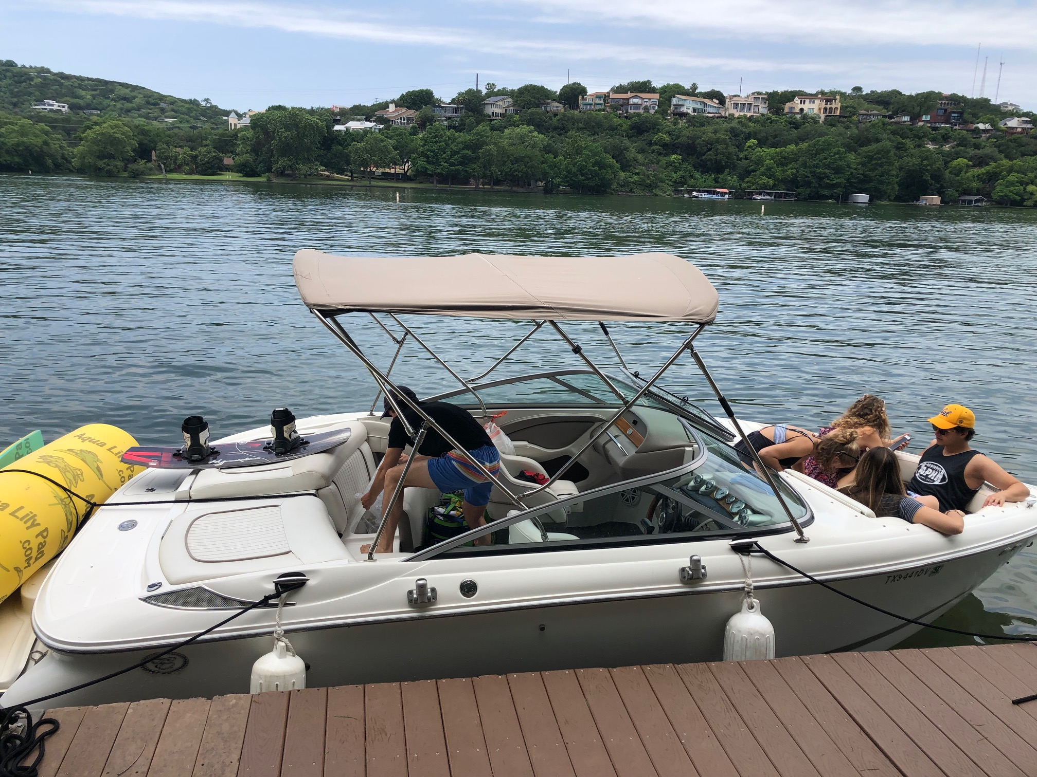 Boat Rental Lake Austin Cobalt Boat Rent