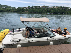 Boat Rental Lake Austin Cobalt Boat Rent
