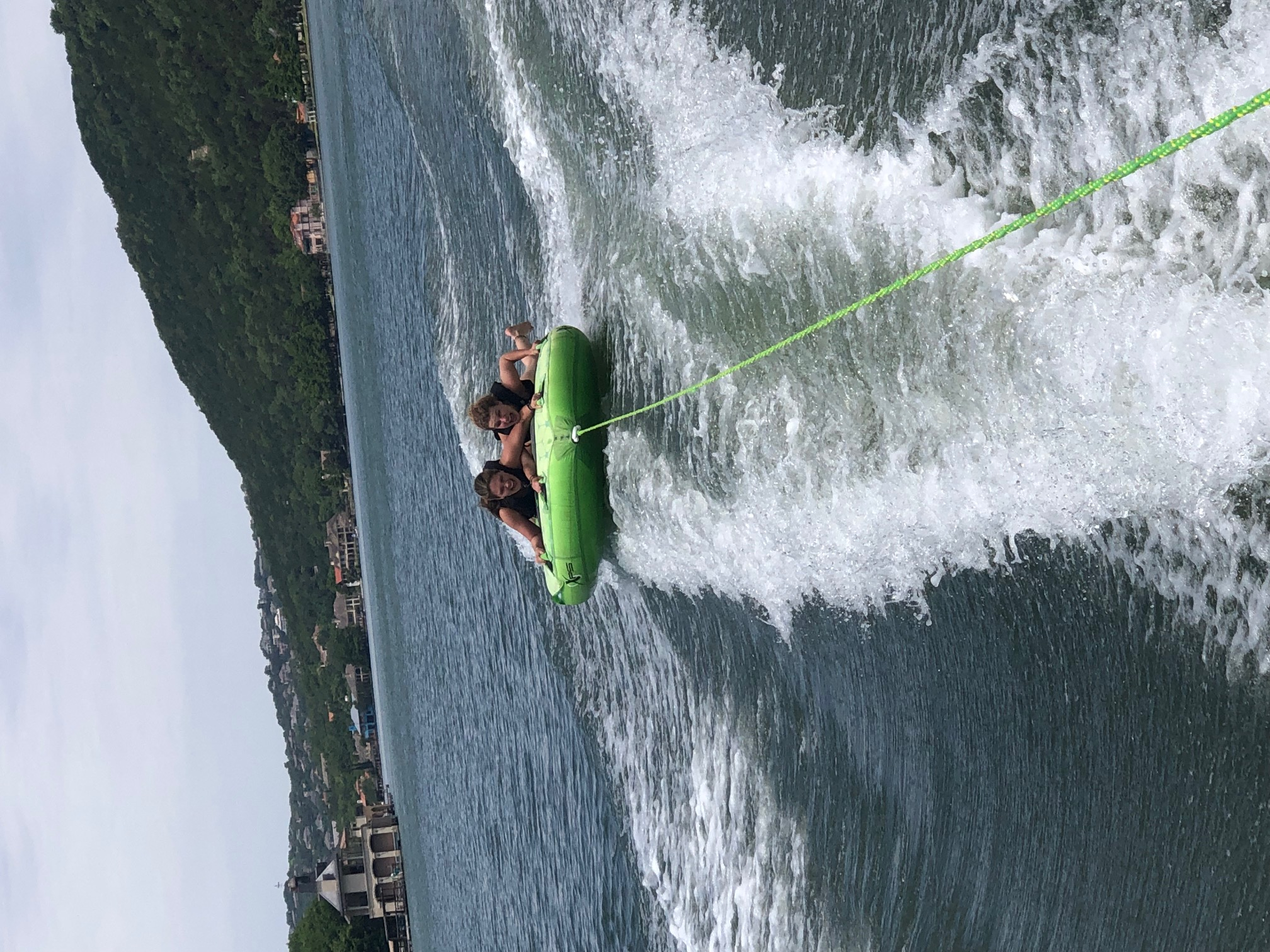 Lake Austin Boat Rental tubing