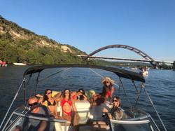 Cobalt Boat Rental 360 Bridge