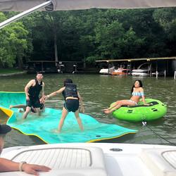 Boat Rental Lake Austin