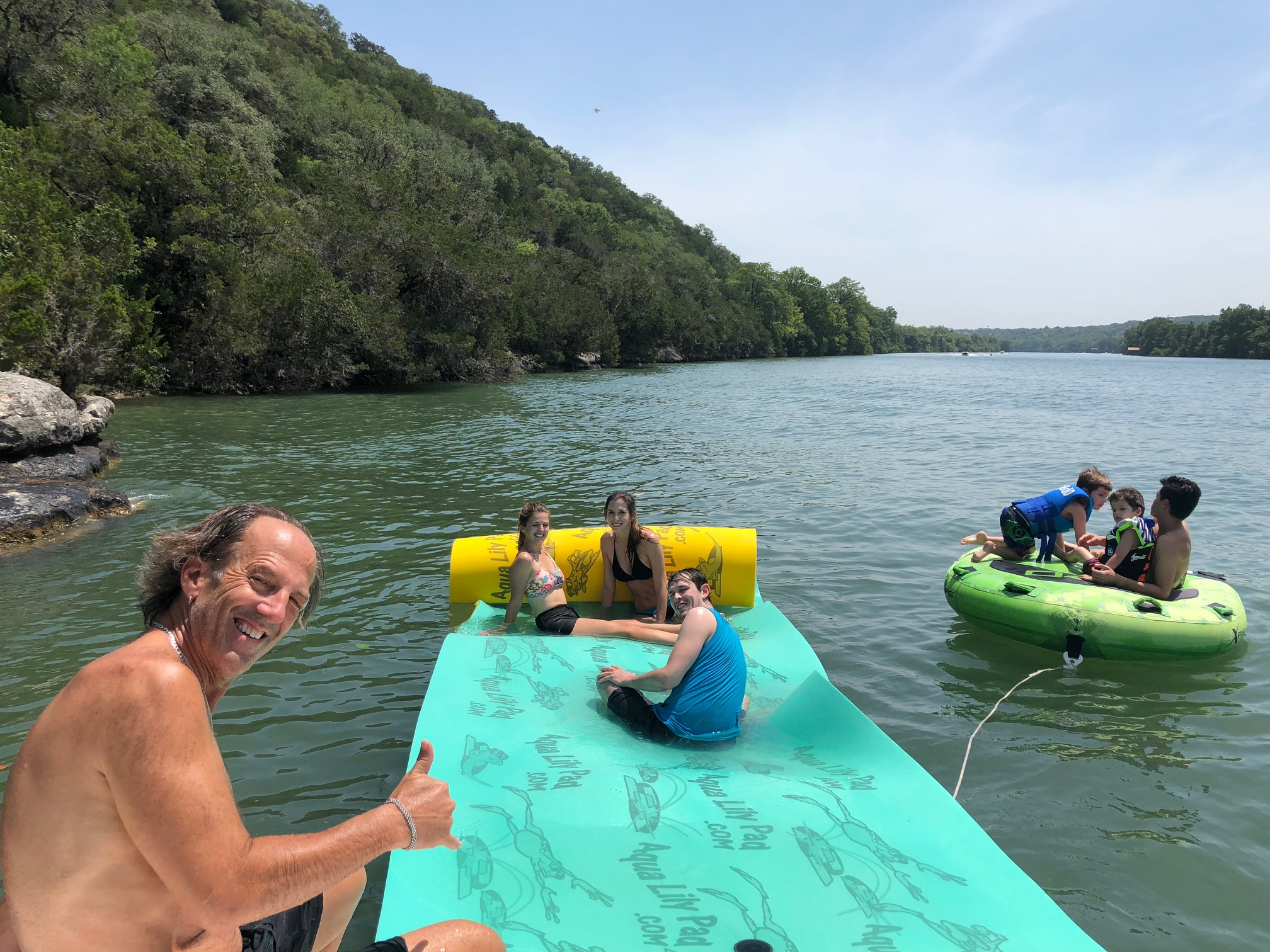 Family Boat Rental Austin