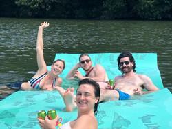 Cobalt Boat Lake Austin Rental