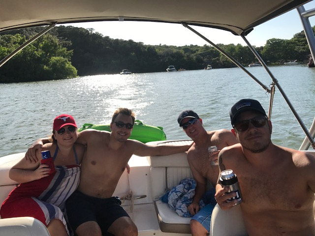 Lake Austin Boat Rental