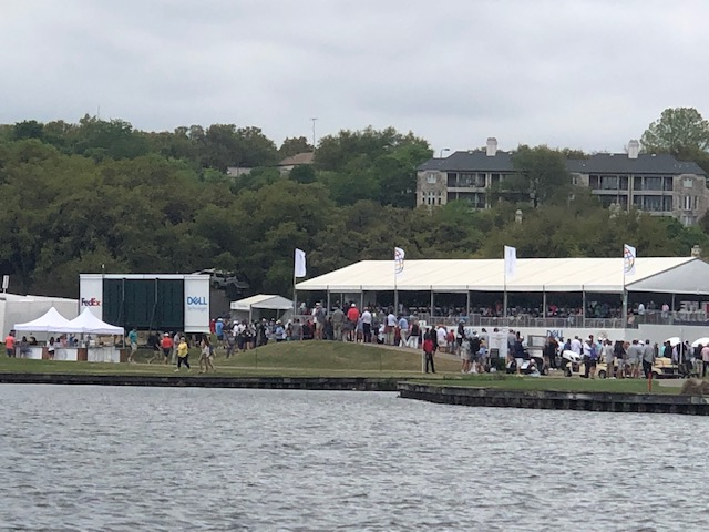 Lake Austin Boat Rental DELL Match Play.