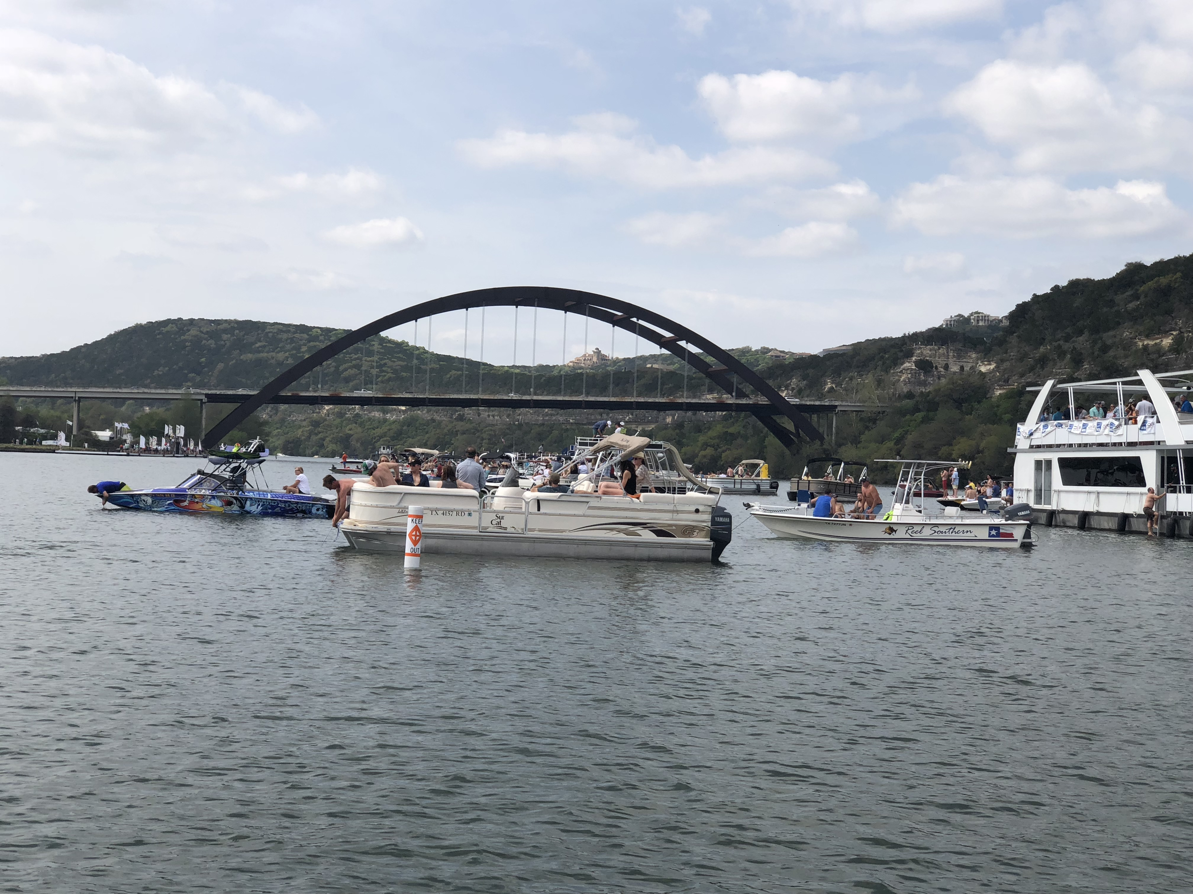 Dell-Match-Play-Lake-Austin-Boat-Rental-2