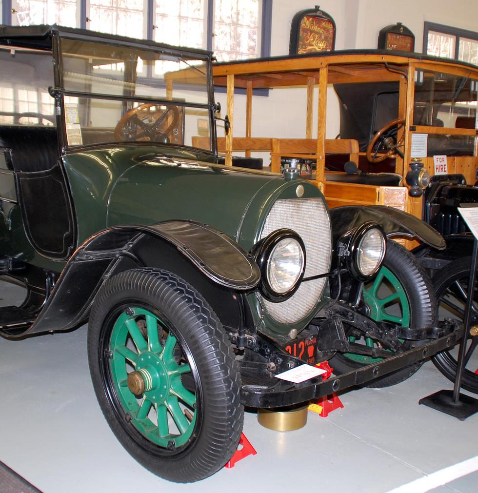 Swigart Antique Car Museum