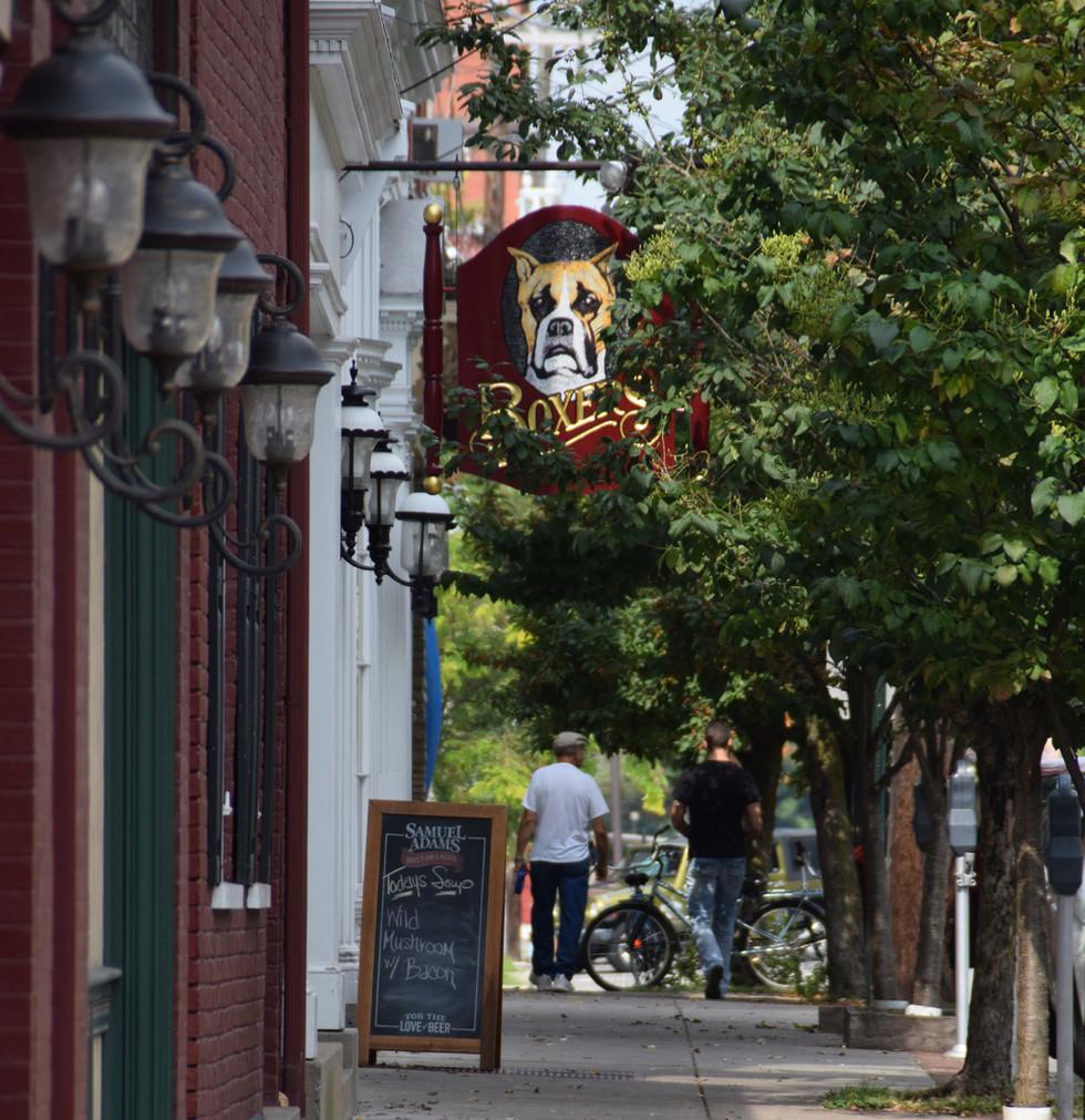 Downtown Huntingdon Charm