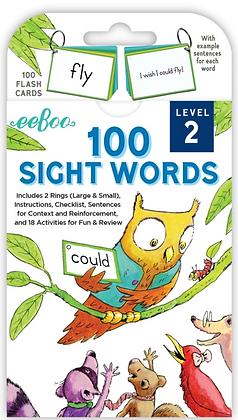 100 Sight Words - Level 2