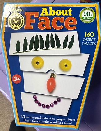 About Face - Emotions & Feelings Game for Kids