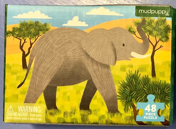 mudpuppy 48 Piece Puzzles