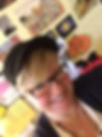 a photo of Mrs. Ledina, the LibraryLady