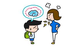 【青春出版】脳を育てる親の話し方