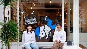 JOHN× 感傷唱片行 Kind of Blue Records(台湾)