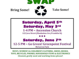 Greencycle Swap