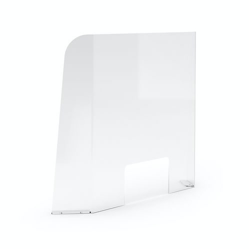 Large Free Standing Screen- Windscreen- 143 x 95cm