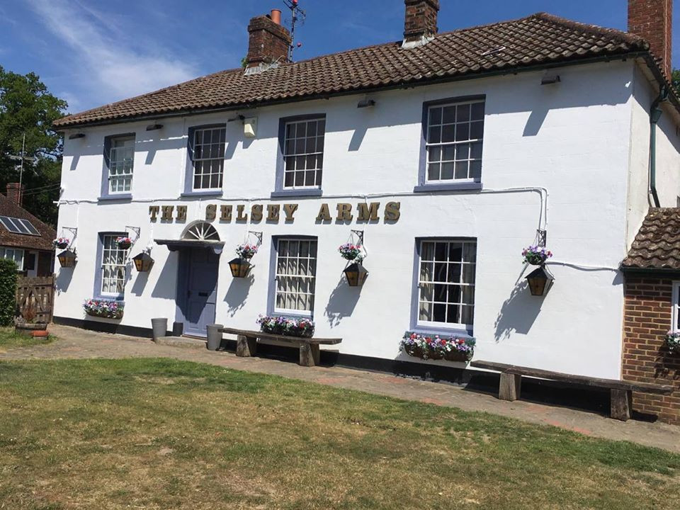 The Selsey Arms Coolham