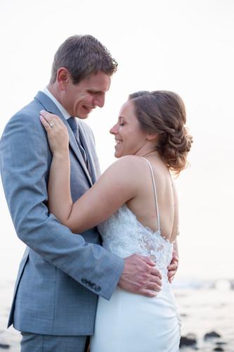New Hampshire Sunrise Wedding at Seacoas