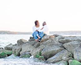 Oakland-Beach-Sea-Wall-Engagement-Warwic