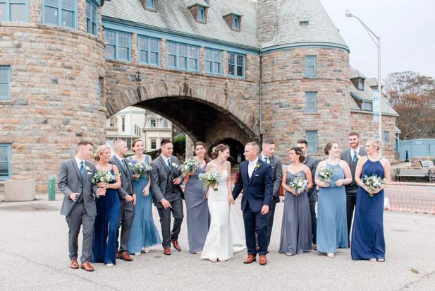 The Towers Narragansett wedding venue (5