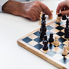 Chess game for Thrive_Future Mergers Takeovers Turnarounds Reshuffles Growth Spurts