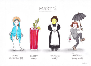 Silly Mary's