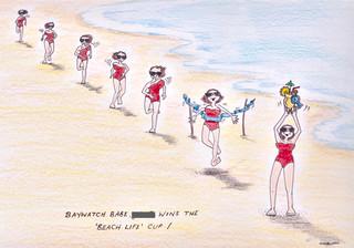 Baywatch Beach Life