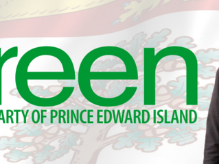 Greens reportedly considered most popular party in PEI