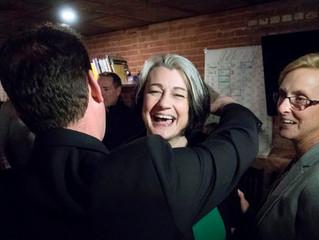 Green Party of Canada congratulates PEI Greens for doubling seats in PEI Legislature