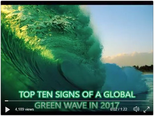 Top 10 signs of a 'Global Green Wave' in 2017