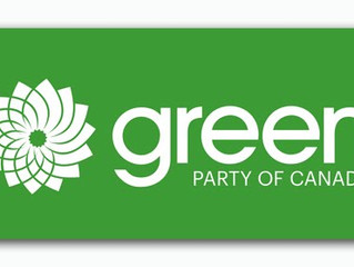 Green Party of Canada to hold its policy convention this month