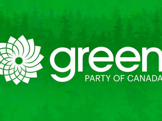 Green Party unveils bold vision for Canada in 2019 Platform