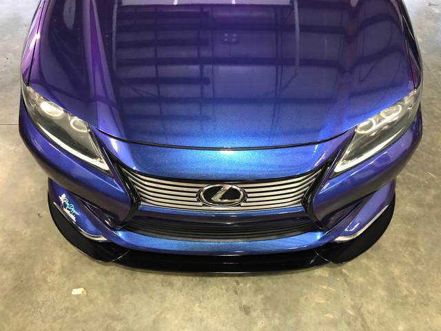 Lexus ES Splitter