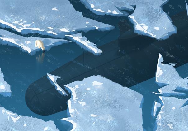 Arctic Sub 1 Sketch
