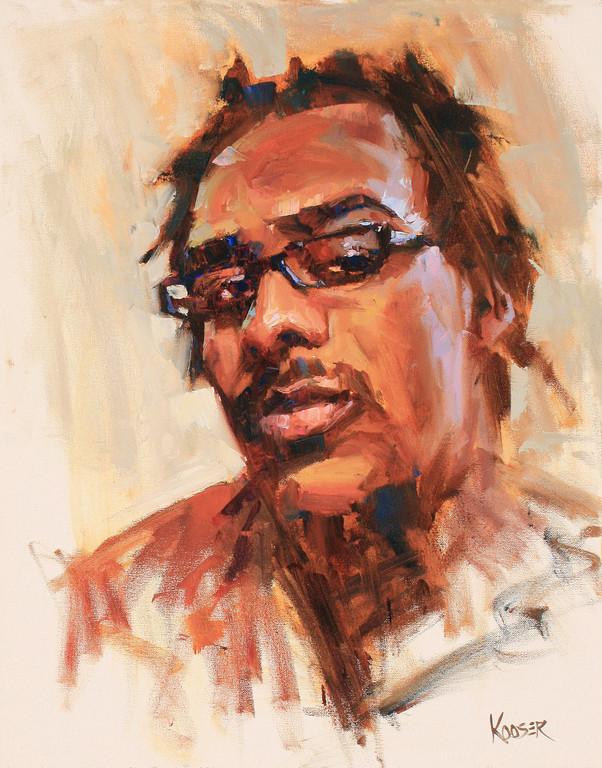 Portrait Study 1 20x16