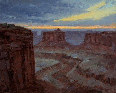 Canyonlands Ambience 16x20