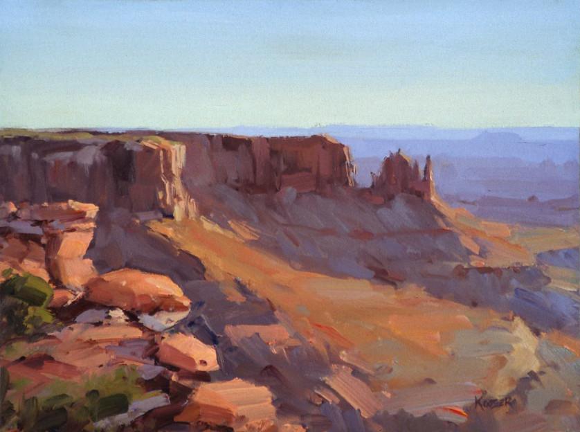 Canyonlands Vista 12x16