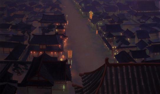 Mulan BG - Acrylic