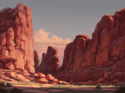 Arches Study