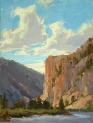 Montana study 2 12x9