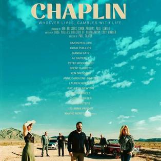Stealing Chaplin Poster