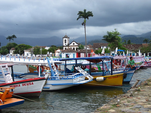 TWO DAYS IN PARATY