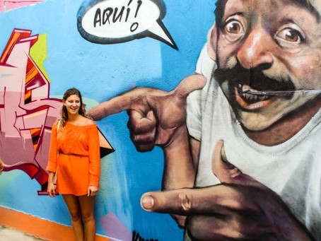 Street Art in Rio Tour