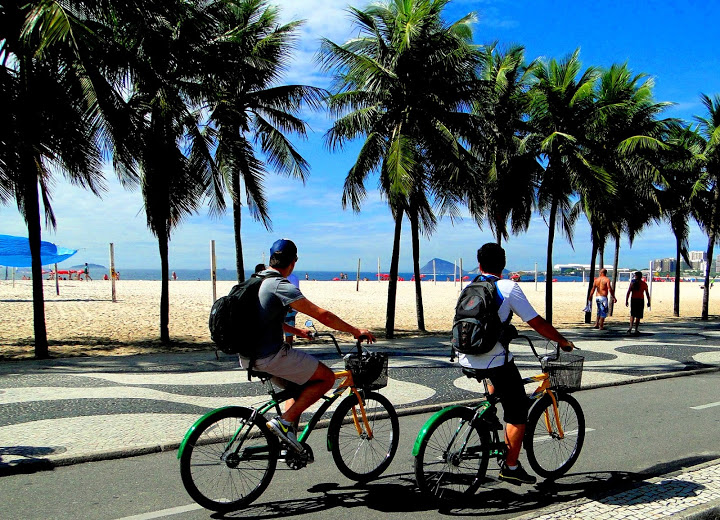 BIKE IN RIO