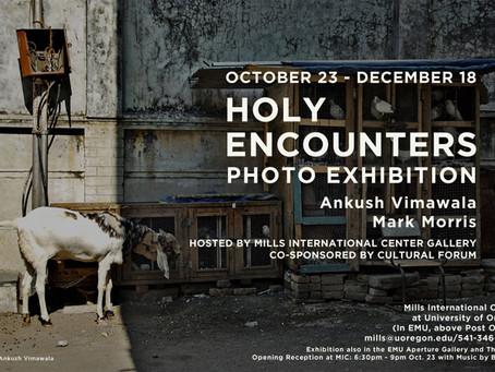 Holy Encounters Photography Exhibit