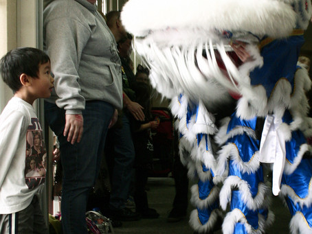 Oregon Asian Celebration 2012