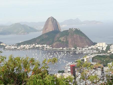 Mirante Dona Marta Viewpoint: Many ways to get there!