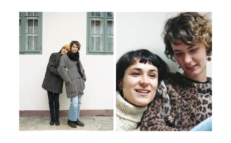Kata and Eszter